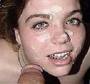 Amatuer milf cum facials — pic 5
