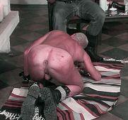 rope testicule
